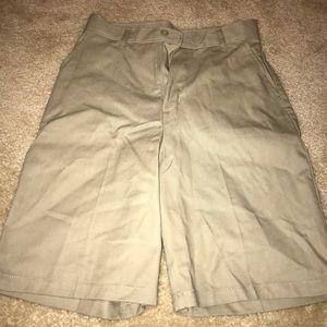 NWT size 3 School Apparel Khaki Shorts